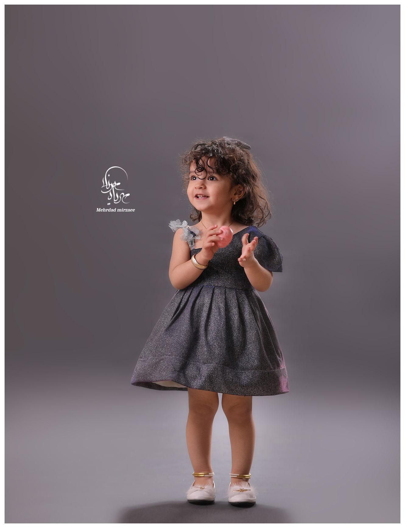 آتلیه تخصصی کودک در کرج مهردادمیرزائی - آتلیه کودک در کرج