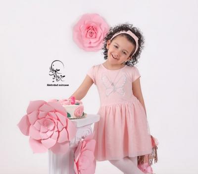 آتلیه عکس کودک مهردادمیرزایی در کرج