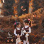 آتلیه تخصصی کودک در کرج – عکاسی کودک در کرج - عکاسی کودک با ژست طبیعی