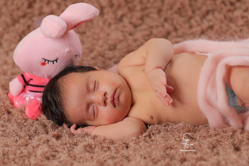 آتلیه تخصصی نوزاد مهرداد میرزایی در کرج