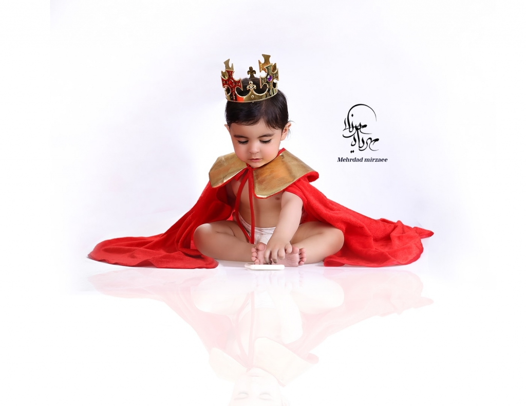 آتلیه تخصصی کودک در کرج – عکاسی کودک در کرج